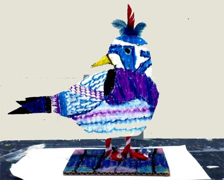 Alannas bird